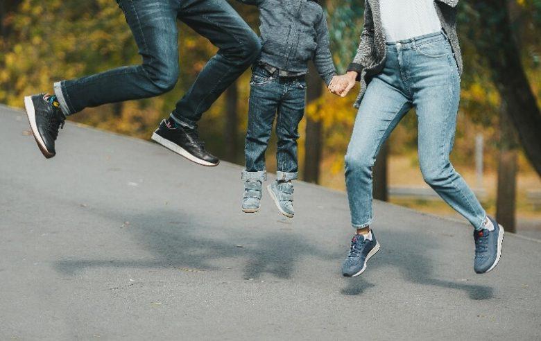 Vegan sneakers for kids