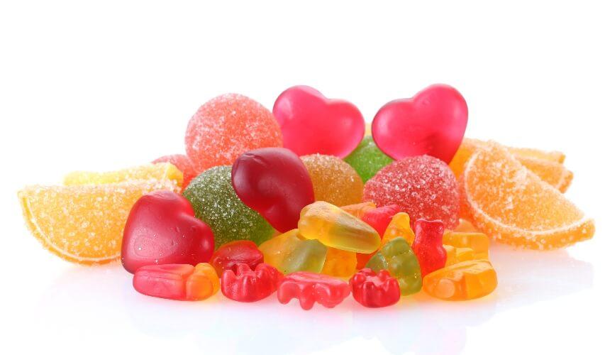 Vegan candies