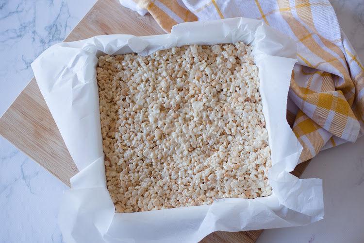 Easy Vegan Crispy Rice Treats